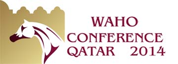 logo Waho Conference 2014 in Qatar